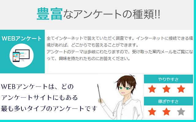 dstylewebまとめ~WEBアンケート