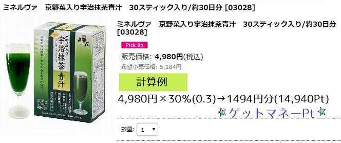 ゲットマネー通販モニター3